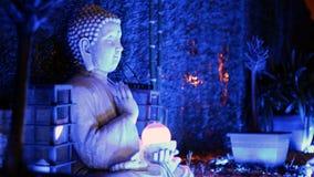 Buddah tranquille image libre de droits