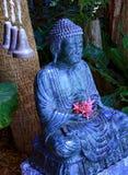 Buddah tranquilo Imagem de Stock Royalty Free