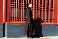 Buddaism Cultur in China Stock Photo