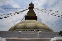 Buddanath Stupa stockfotos