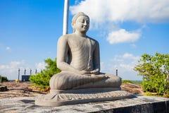 Buddangala Rajamaha Viharaya, Ampara Arkivbild