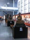 BuddasChao Sam Phraya Museum Royaltyfri Bild