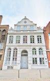 Buddenbrookhaus, museo, cuba de tintura del ½ del ¿de Lï, Alemania Imagen de archivo libre de regalías