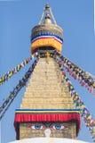 Buddhaögon Royaltyfria Foton