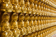 Buddha é listras Fotos de Stock