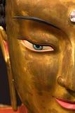 buddha öga Royaltyfria Foton