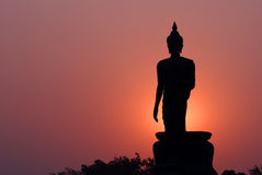 The Buddha. This is picture of the vesak day in thailand stock images