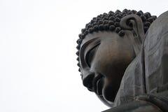 Buddha. A close up of a Buddha statue Royalty Free Stock Photos