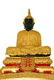 Buddha. Golden Buddha temple in Thailand royalty free stock image