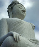 Buddha. Big Buddha statue on the island of Phuket Thailand Royalty Free Stock Images