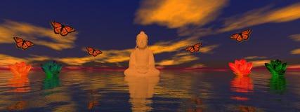 Buddha Fotos de archivo libres de regalías