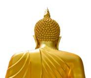 Buddha. On a white background Royalty Free Stock Image