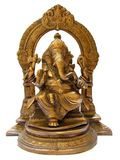 Buddha. Ganesha chaturthi Stock Photo