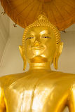 Buddha. Statue of Buddha stay in Thai temple Royalty Free Stock Images