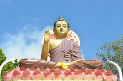 Buddha. Arkivbild