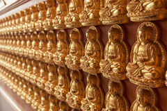 Buddha 1000 Fotografering för Bildbyråer
