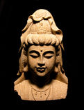 Buddha. A photo of a buddha statue Royalty Free Stock Photography