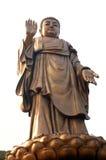 Buddha. Wuxi China 88 m high bronze statue of Buddha Royalty Free Stock Photography