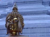 The Buddha. A close up of a statue of Buddha Stock Photo