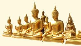 Buddha. A Factory Produces The Buddha inThailand Stock Photos