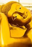 Buddha adagiantesi Fotografia Stock Libera da Diritti