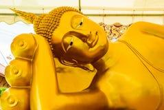 Buddha adagiantesi Immagine Stock Libera da Diritti