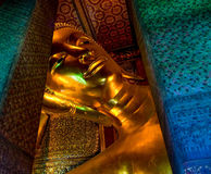 Buddha adagiantesi, Bangkok, Tailandia Fotografia Stock Libera da Diritti