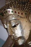 Buddha affronta Fotografie Stock Libere da Diritti