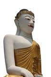 Buddha aisló Imágenes de archivo libres de regalías