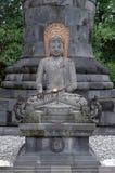 Buddha aksobhya statue Stock Images