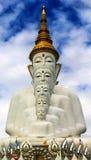 Buddha all'aperto Immagine Stock