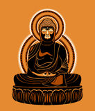 Buddha Amitabha Royalty Free Stock Photos