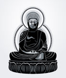 Buddha Amitabha Royalty Free Stock Images