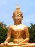 Buddha Amnat Charoen, Thailand lizenzfreies stockbild