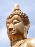 Buddha Amnat Charoen, Thailand arkivbild