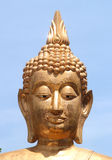 Buddha Amnat Charoen , thailand Royalty Free Stock Photo