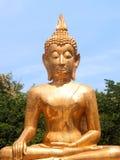 Buddha Amnat Charoen , thailand. Buddha Utthayan and Phra Mongkhon Ming Mueang , Amphoe Mueang Amnat Charoen , thailand royalty free stock image