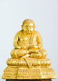 Buddha Amulet1. Buddha is popular in Thailand kept offering Royalty Free Stock Photos