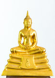 Buddha Amulet2. Buddha is popular in Thailand kept offering Royalty Free Stock Photo