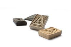 Buddha Amulet royalty free stock images