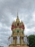 Buddha ancient in Grand Palace Royalty Free Stock Photos