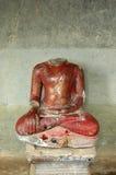 Buddha at Angkor Wat royalty free stock photography
