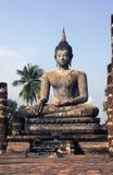 Buddha antico Immagini Stock Libere da Diritti