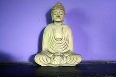 Buddha antico Immagine Stock