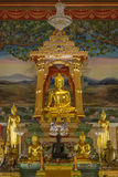 Buddha antico Fotografie Stock
