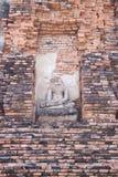Buddha antiguo Fotografía de archivo libre de regalías