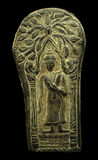 Buddha Antykwarscy antyczni amulety Obrazy Royalty Free