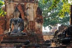 Buddha anziano Fotografia Stock Libera da Diritti