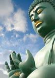 Buddha asentado en el templo Nagoya de Toganji Imagen de archivo
