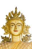 Buddha auf Myanmar Lizenzfreie Stockfotos